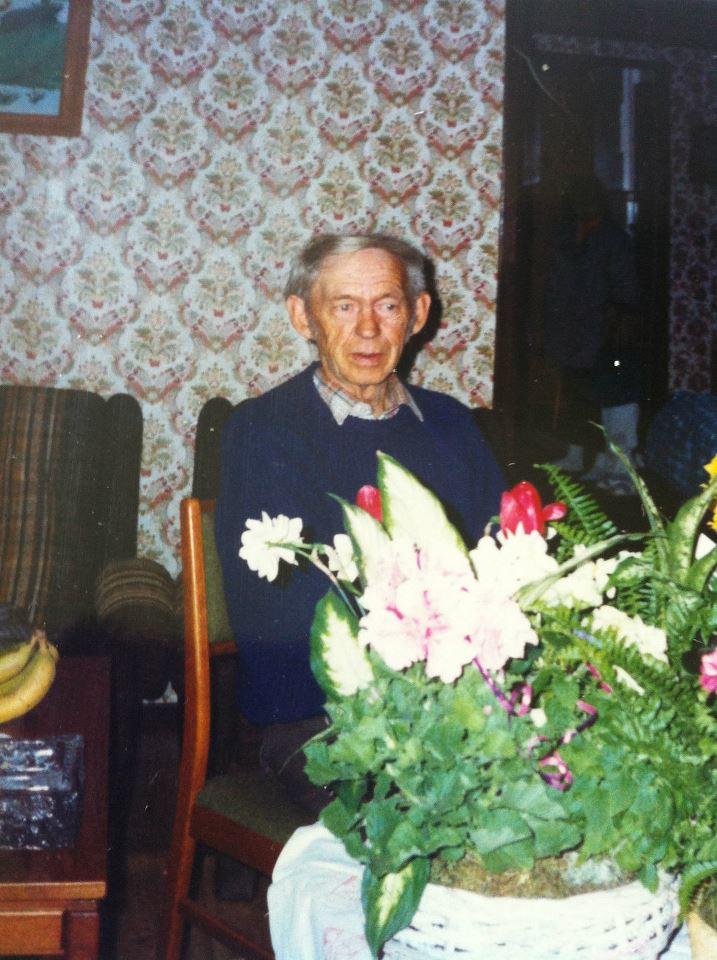 min morfar