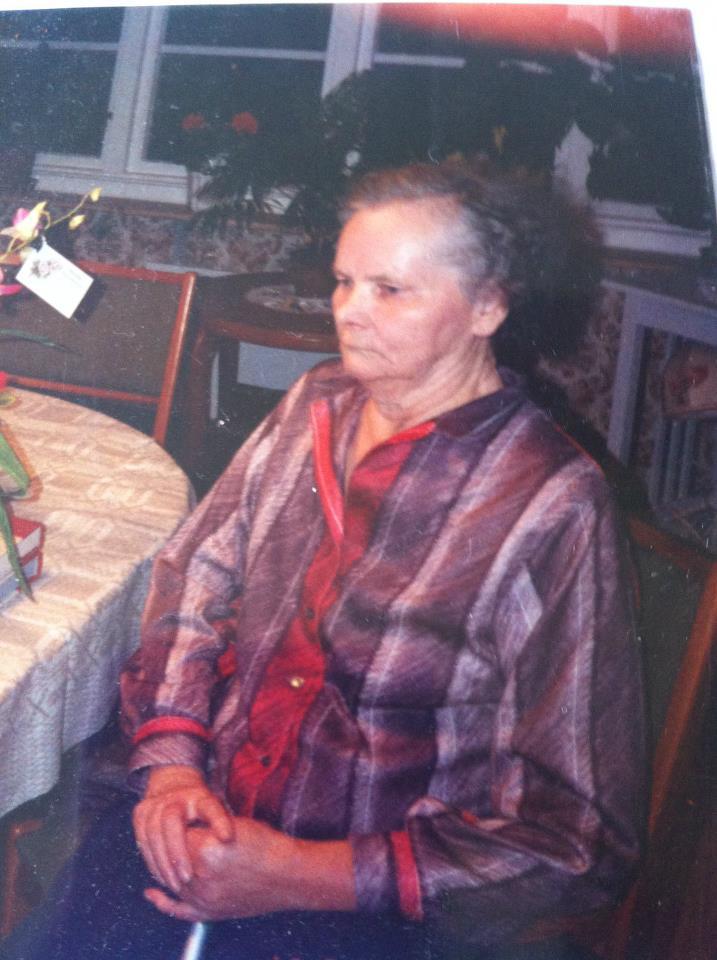 min mormor