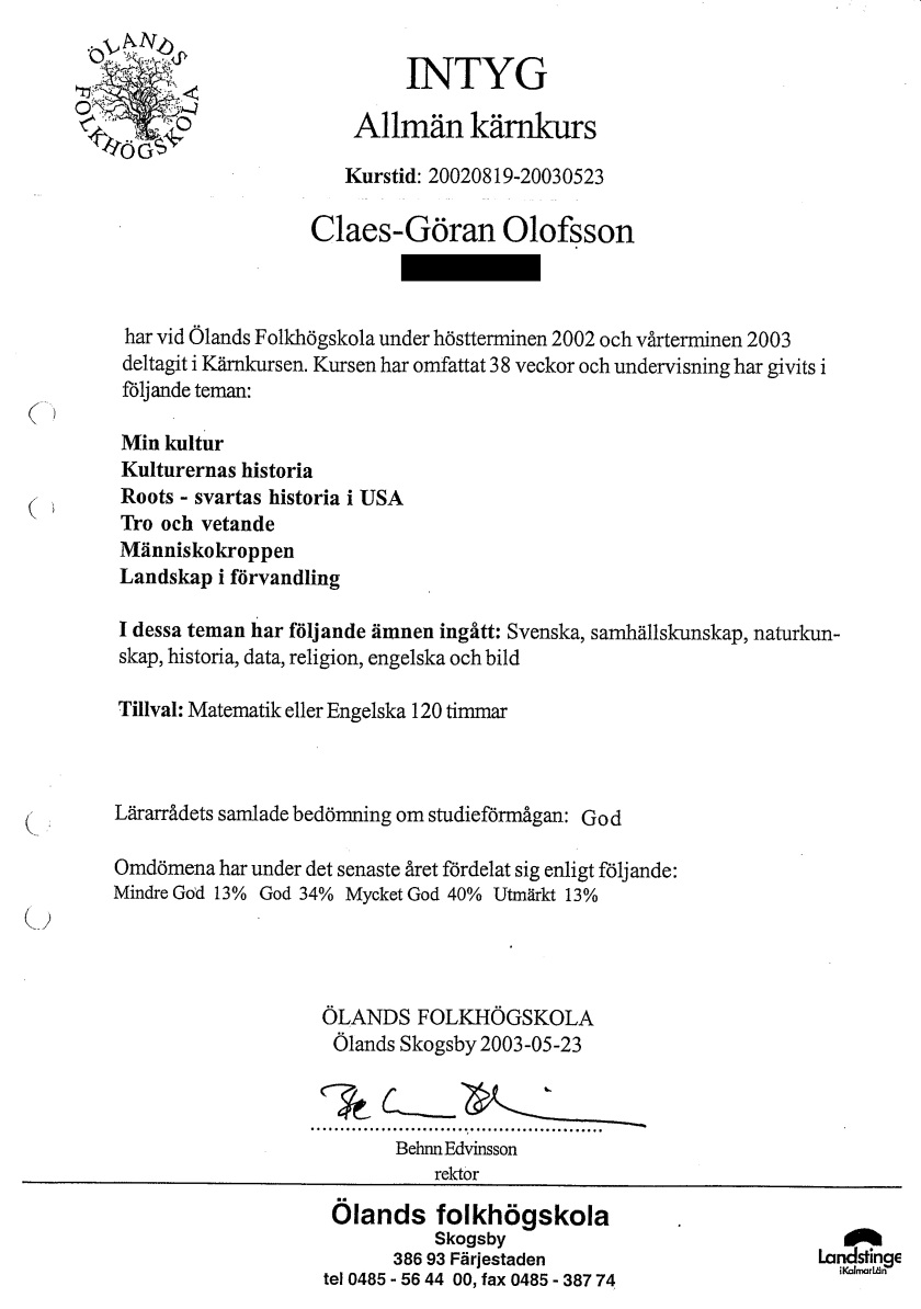 ölands folkhögskola 16