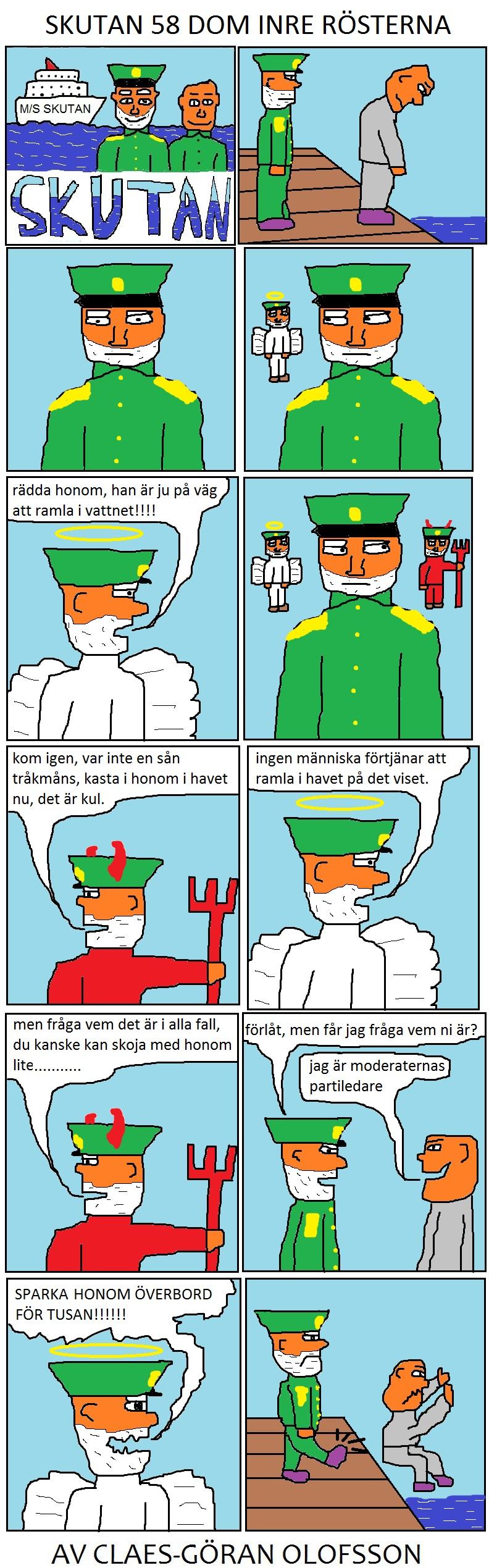 SKUTAN 58 DOM INRE RÖSTERNA