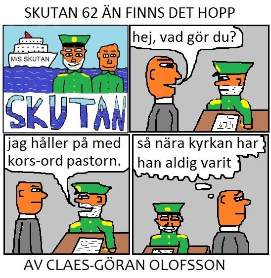 SKUTAN 62 ÄN FINNS DET HOPP