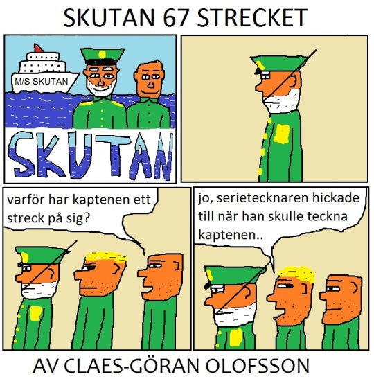 SKUTAN 67 STRECKET