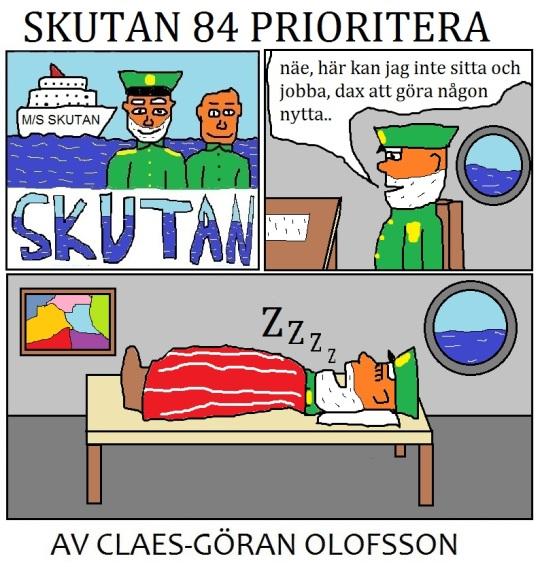 SKUTAN 84 PRIORITERA