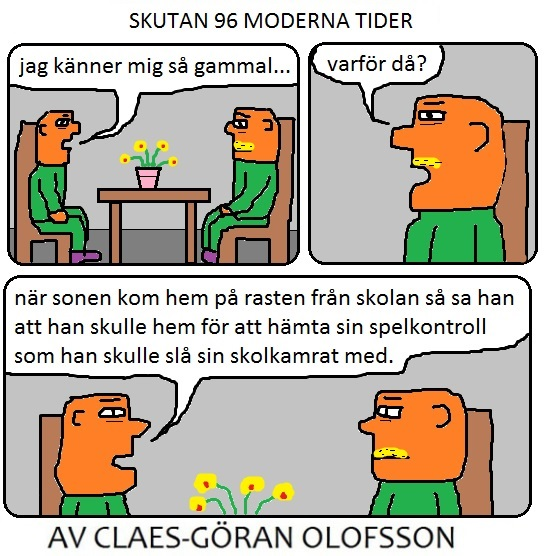 SKUTAN 96 MODERNA TIDER