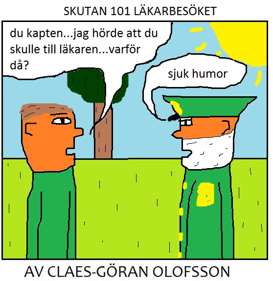 SKUTAN 101 LÄKARBESÖKET
