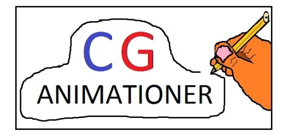 CG-ANIMATIONER LOGGA
